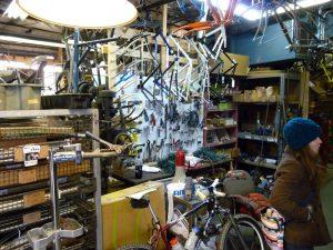 bike repair station