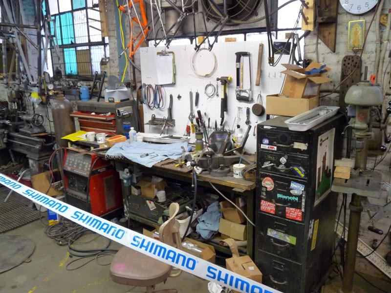 shimano bike repairs