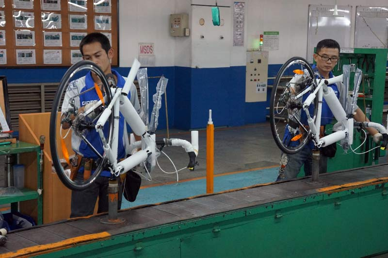 bike factory repairs