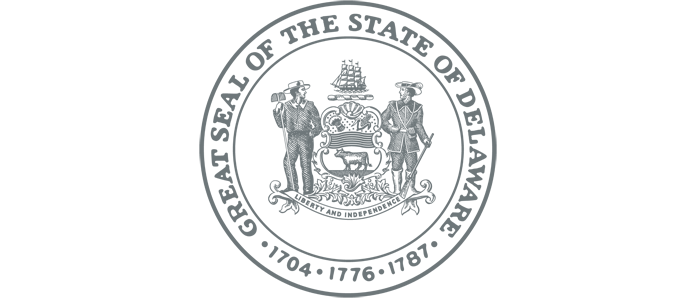 the seal of delaware