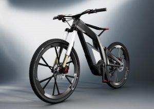 audi bike prototype
