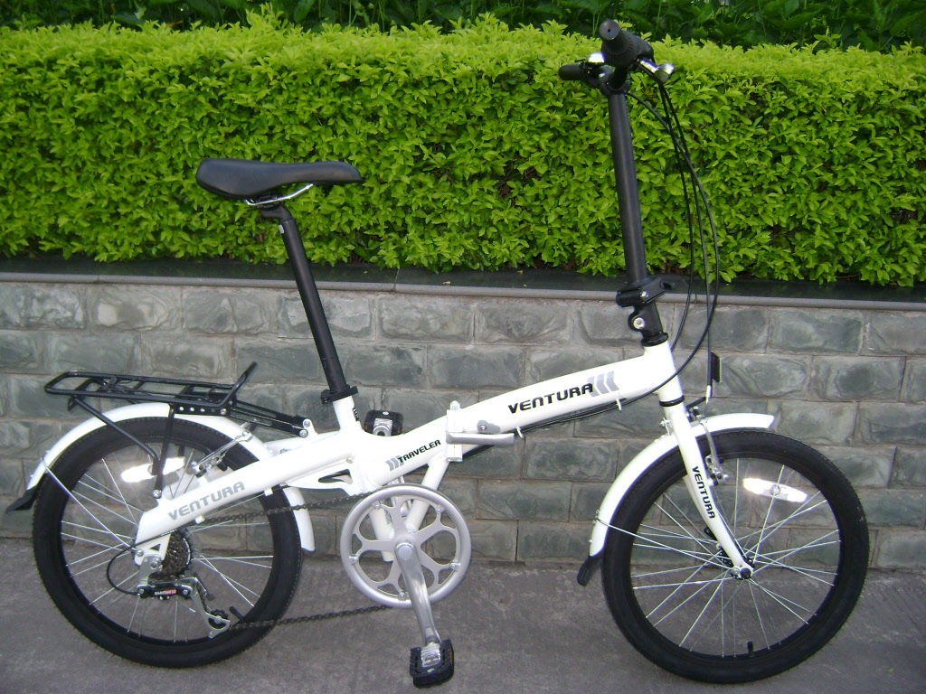 portable bicycle