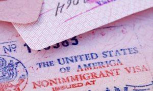 USA nonimmigrant visa