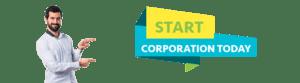 start corporation today