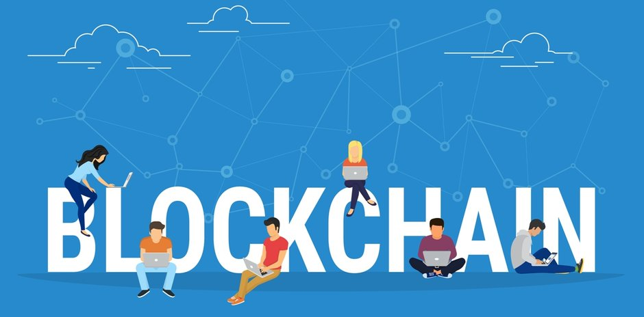 people using blockchain