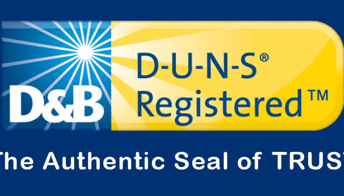 Seal of trust by DUNS
