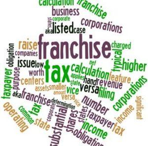 franchise tax logo