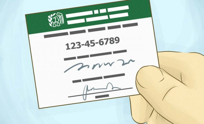 find federal tax id number