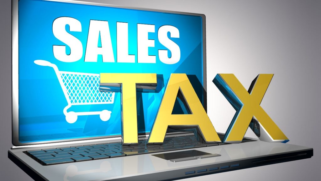 sales tax presentation